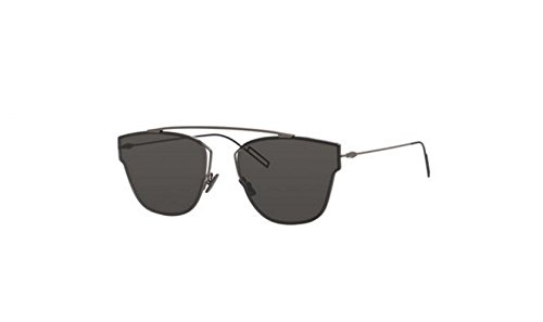 New Christian Dior Homme 0204S 0KJ1/Y1 Dark Ruthenium Sunglasses