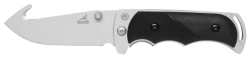Gerber Freeman Guide Folding Knife, Fine Edge, Gut Hook [31-000592]
