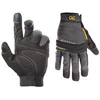 CustomLeathercraftProducts Glove Work Handyman Medium, Sold as 1 Pair