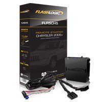 Audiovox Flashlogic Flrsch5 Chrysler Data Start Module Benefits