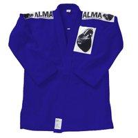 ALMA ALMA 海外製柔術着 A2号 青 上下 B00AAQ9JQ0 B00AAQ9JQ0, 安塚町:1f085676 --- capela.dominiotemporario.com