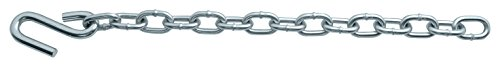 CE Smith Trailer 16681A Class IV Rating Safety Chain Set, 7600 lb- Replacement Parts and Accessories for Your Ski Boat, Fishing Boat or Sailboat Trailer