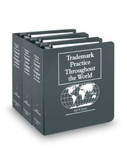 Download Trademark practice throughout the world (Intellectual property library) pdf epub