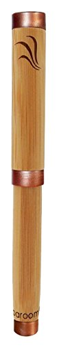 - SpaRoom Bamboo AromaPen Personal Essential Oil Diffuser Pen For Aromatherapy