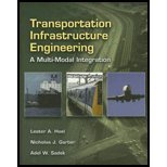 Transportation Infrastructure Engineering by Hoel, Lester A., Garber, Nicholas J., Sadek, Adel W.. (Cengage Learning,2007) [Hardcover]