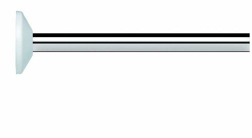 Bastoni Per Tende Con Ventose.Spirella Magic Bright Finish 1028497 Bastone Per Tenda Doccia