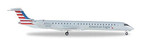 500 American Airlines - HE528856 Herpa Wings American Eagle CRJ900 1:500 Model Airplane