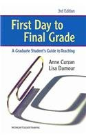 - First Day to Final Grade, Third Edition: A Graduate Student's Guide to Teaching (Michigan Teacher Training)