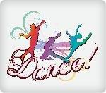 Dance Edible Icing Image (1/4 Sheet)