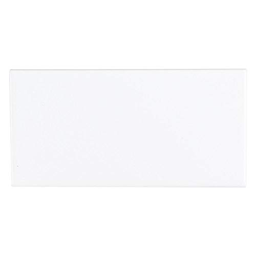Jeffrey Court Fresh White 3 in. x 6 in. Ceramic Field Wall Tile (12.5 sq. ft./case)