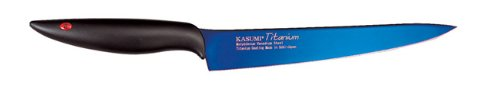 Chroma KTB3 Kasumi Titanium Coated Carving Knife, 7 3/4""