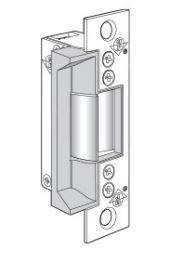 Adams Rite 7140-540 AR Deadlatch or Cylindrical Latch Electric Strike (Fail Secure 24VAC)