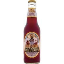 Virgils Black Cherry Cream Soda, 12 Ounce (24 Glass (Cream 12 Oz Glass)