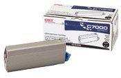 Price comparison product image Okidata 52115101 Laser Toner Cartridge - Black, Works for 1220n, 1624n by Oki Data