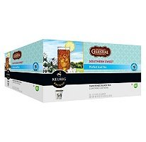 Celestial Perfect Iced Tea Southern Sweet Keurig K-Cups, 54 Count by Keurig