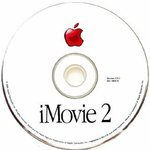 Apple iMovie 2.0.3 CD for 9.1 to 9.2.2 (Apple Imovie Software)