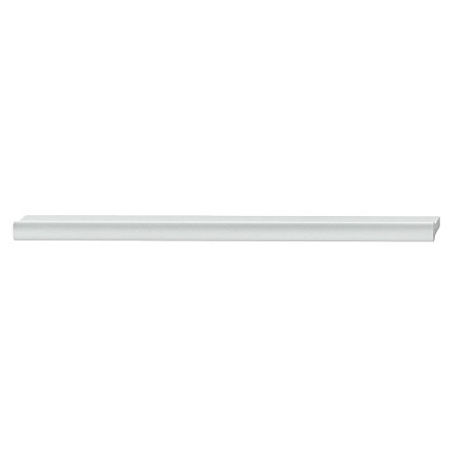 Edge Pull Handle by Hafele, Aluminum (31.5 inch)