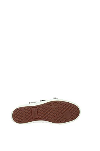 Chloé EU Cuir Sneakers Blanc CHC18S21091 Femme rpqrIv