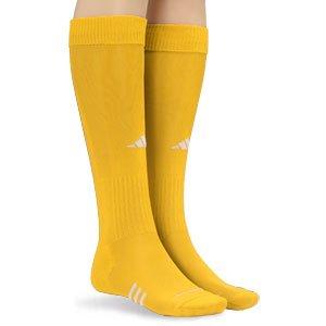 adidas ForMotion Elite NCAA Socks (Yl/Wh) ()