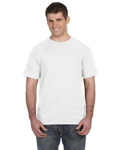 - Anvil Lightweight T-Shirt (980) White, L