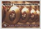 - Store Locations (Football Card) 2003 Nextel San Francisco 49ers - [Base] #NoN