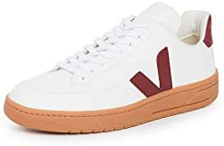 Veja Men's V-12 Chromefree Gum Sole Sneakers