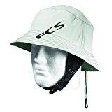 FCS Wet Bucket Surf Hat - Beige- L
