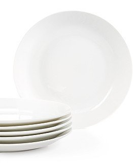 Martha Stewart Collection Everyday Entertaining Set of 6 Buffet Plates  sc 1 st  Amazon.com : buffet dinnerware - Pezcame.Com