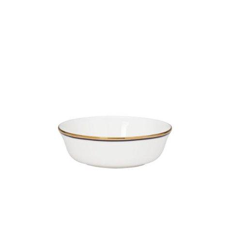 Lenox China Kate Spade Library Lane Navy All Purpose Bowl