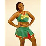 Bring It on Clover Cheerleader Costumes (Youth Medium)