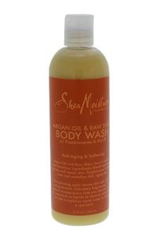 Shea Moisture Argan Oil & Raw Shea Body Wash By Shea Moisture For Unisex - 13 Oz Body Wash