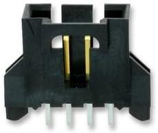 Signal 2.54 mm SL 70545 Series MOLEX 70545-0003-Pin Header 1 Rows 4 Contacts Through Hole Straight