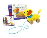 Galt Toys Inc Dr Miriam Pull Along Puppy (Push Along Puppy)