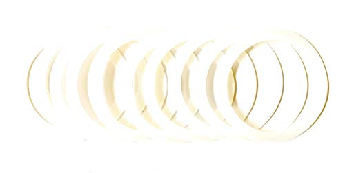 Aftermarket Ring - FAB INTERNATIONAL 10 Pack Silicone Sealing Rings Compatible Gasket for Mason Jars (After Market Item) Wide Mouth.