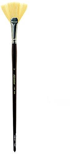 Silver Brush Silverstone Series Hog Bristle Brushes (Size: 12) - Fan (Series Number: 1104) 1 pcs sku# 1831768MA