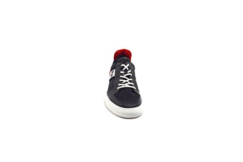 Bikkembergs Scarpa Uomo Sneaker Art.BKE108776 Ner