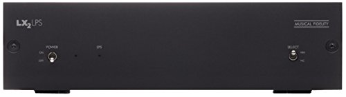 Musical Fidelity LX2-LPS MM/MC Phono Preamp (Black) by Musical Fidelity (Image #2)
