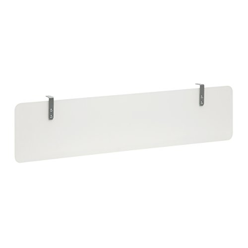"OFM CL-MP60-66 Fulcrum Series 60"" Frosted Plastic Modesty, Hanging Privacy Panel, ()"