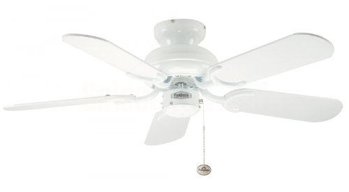 Fantasia Capri Ceiling Fan 36in White 110200