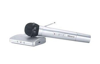 (Memorex MKA381 VHF Wireless Handheld Microphone)