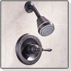 Brizo Providence Shower Faucet (Brizo 6611-PCLHP Providence Single Handle Shower Faucet - Chrome)