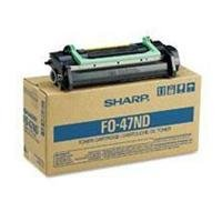 Sharp FO-47ND 6000 Page Yield Toner/Developer Cartridge for Sharp Fax Machines