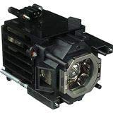 VPL-F401H Replacement Lamp and Housing with Original Bulb Inside