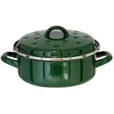 Judge Induction Green Cookware, Easy clean Green enamelled coating, Easy grip comfortable phenolic low heat transmission handles, All round stainless steel pouring lip, Teflon Classic non-stick cooking surfaces, Oven safe to 180°C/350°F/ Gas ...