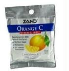Lozenges Dry Citrus Mouth (Zand HerbaLozenge Orange C 15ct)
