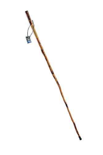 SE WS626-55RW Survivor Series Hand Carved Wolf Hiking Stick, 55'' by SE (Image #2)