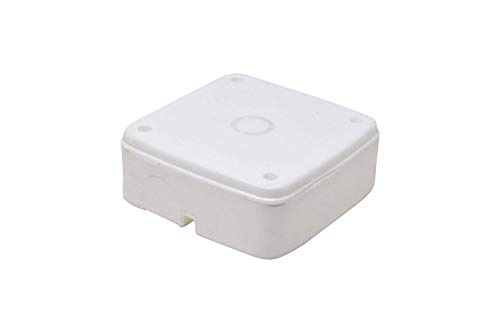PVC Square Junction Box for CCTV Cameras(04 Nos Combo) Price & Reviews