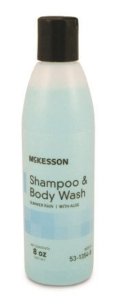 MCKESSON Shampoo & Body Wash McKesson 1 gal. Summer Rain Jug #53-1355-GL
