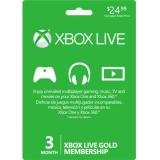 xbox live 3 month code - Microsoft Live 3 Months