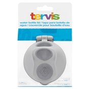 Tervis Water Bottle Lid Gray One Size